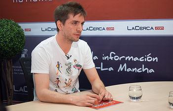 Marco Moreno, candidato número tres de Ciudadanos al Congreso por Albacete