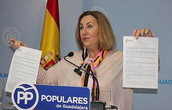 Silvia Valmaña.