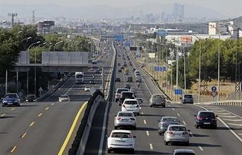 Autovía. Foto: EFE