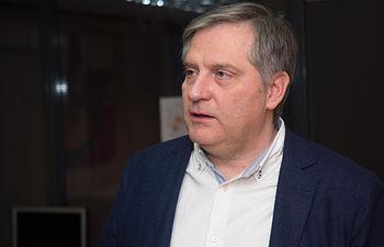 Francisco Cañizares, portavoz del Grupo Parlamentario del Partido Popular en las Cortes de Castilla-la Mancha.