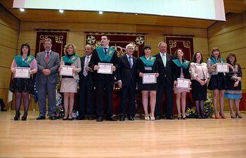 Nuevos graduados