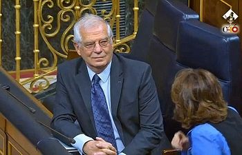 Josep Borrell - 21-11-18