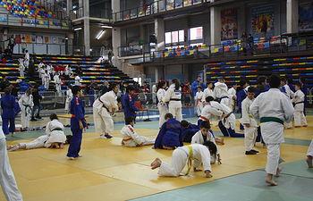 II Fase del Deporte Escolar-  Judo, Guadalajara
