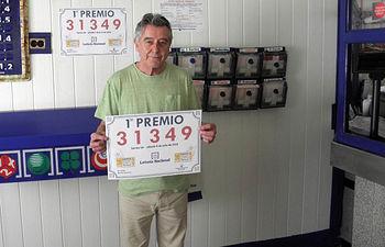 El primer premio de la Lotería Nacional, vendido en una administración de Albalate de Zorita (Guadalajara)