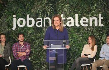 Fátima Báñez (Foto: Ministerio de Empleo y Seguridad social)
