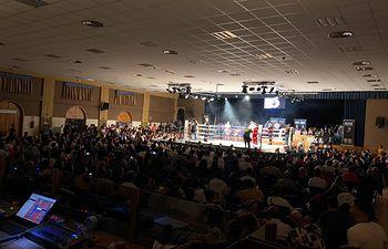 Campeonato de España de Muay Thai celebrado en Casas de Juan Núñez.