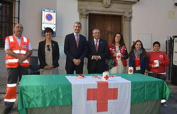 Día de la Banderita Cruz Roja Toledo.