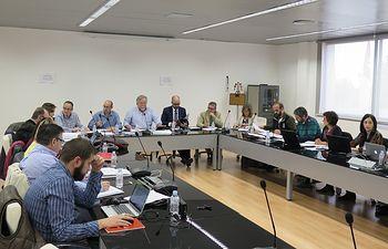 La Mesa General de Negociación aprueba la Oferta de Empleo Público para 2016 formada por 295 plazas para administración general y 679 para personal estatutario. Foto: JCCM.