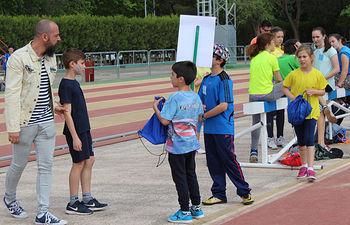 El Jardín de Arena de Alcázar de San Juan celebra sus segundas Mini-Olimpiadas