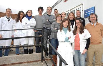 Investigadores esclerosis multiple. Foto: JCCM.