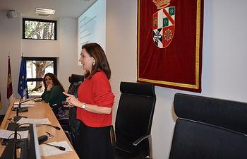 Curso básico de prevención de riesgos laborales organizado por CCOO CLM, celebrado en Albacete.