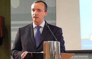 El secretario de Estado de Seguridad, Francisco Martínez (Foto: Archivo)