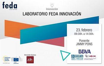 """Fotografía de FEDA inicia este viernes el III Ciclo de Innovación e Internacionalización con un """"laboratorio"""" práctico con la hoja de ruta para innovar, ofrecida por FEDA"""