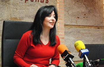 Ana Rosa Ruiz, concejal de Seguridad Ciudadana y Tráfico del Ayuntamiento de Valdepeñas (Ciudad Real).