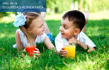 El aprendizaje en Seguridad Alimentaria debe comenzar en la infancia.. Foto: Cooperativas Agro-alimentarias.