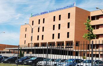 Hospital General Universitario Ntra. Sra. del Prado. Foto: JCCM.