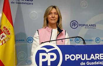 Ana Guarinos, número 1 del PP de Guadalajara a las Cortes regionales