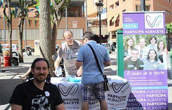 Participa Albacete reivindica el 15-M como modelo para el cambio social
