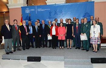 García Tejerina entrega las Medallas al Mérito Agrario. Foto: Ministerio.