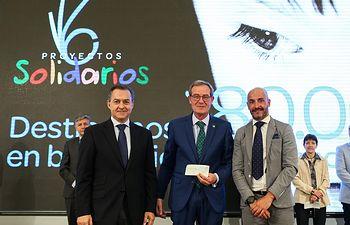 Carrefour y su Fundación donan 30.000 euros a Asprona, a favor de la infancia con discapacidad intelectual de la provincia