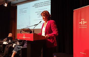 Presentación del libro Derecho penal franquista y represión de la homosexualidad como estado peligroso.