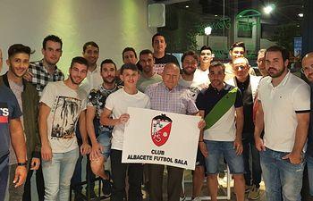 35 Aniversario Albacete Fúbol Sala.