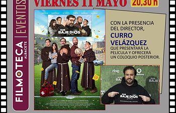 Curro Velázquez en Filmoteca.