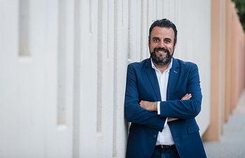 José Luis Blanco Moreno, alcalde de Azuqueca de Henares.