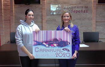 Presentación Carnaval de Valdepeñas.