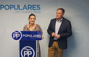 Agudo preside el Comité de Dirección del PP de Ciudad Real.
