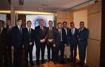 Cena de Hermandad de la Asociación Provincial de Empresarios de Talleres de Reparación de Vehículos y Afines (Apetreva).