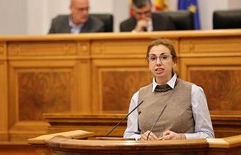 Úrsula López Fuentes, diputada Ciudadanos.