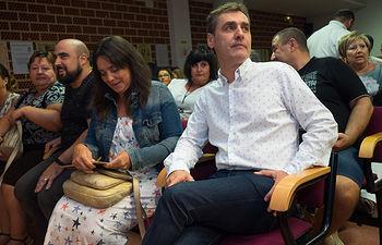 Presentación de la candidatura Francisco Tierraseca a los militantes del PSOE de Albacete