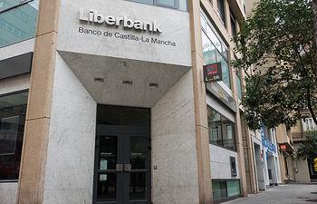 Oficina de Liberbank.