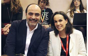 Eva María Asis candidata a la Alcaldía de Ciudad Real junto a Francisco Fernández-Bravo n.1 al Congreso de los Diputados.