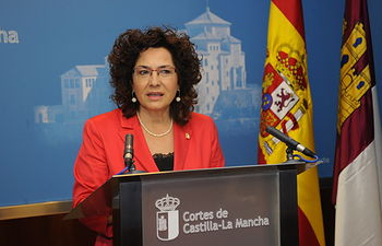 Carmen Riolobos. Foto PP.