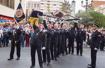 Procesión del Calvario. Jueves Santo. Semana Santa de Albacete