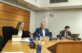 Toledo, 9 de octubre de 2019.- Reunión de la Comisión de Peticiones y Participación Ciudadana. (FOTOS: Carmen Toldos).