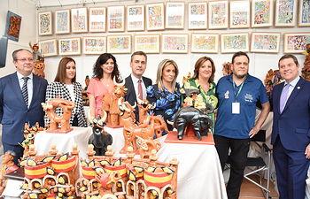 Inauguración de la XXXIX edición de FARCAMA. (Fotos: José Ramón Márquez // JCCM).