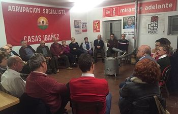 Candidatura Ruiz Santos a la Secretaría General PSOE Albacete