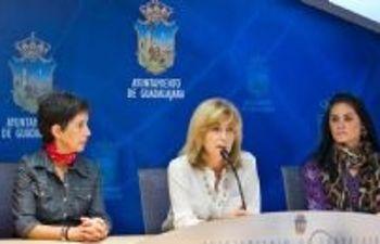 Carmen Heredia y Blanca Calvo comparecen con vocales del Colegio de Psicólogos para presentar Plan de Formación