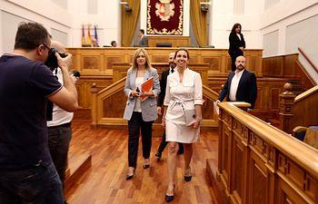 Grupo parlamentario Ciudadanos.