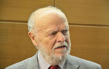 El galardonado Jose Antonio Martín Pallín