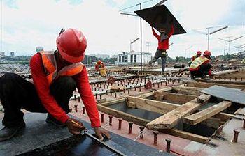 Construcción. Foto: EFE