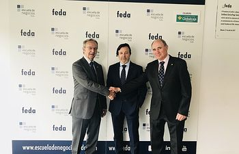 Globalcaja se vuelve a comprometer con FEDA en sus acciones de promoción empresarial, ofrecida por FEDA