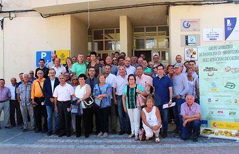 Jornada técnica del Grupo Operativo de Innovación en Producción de nuez autóctóna de calidad