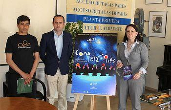 Nueva edición de la campaña escolar de danza, con la Compañía 'Aracaladanza', en el Teatro de la Paz