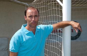 Antonio Calderón, entrenador del Albacete Balompié.