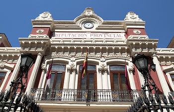 Diputación de Albacete.