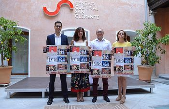 Presentación Semana del teatro de Sonseca.
